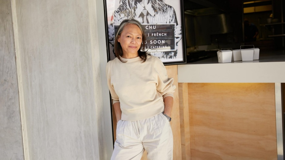 New direction: Nahji Chu has opened a 20-seater in Potts Point.