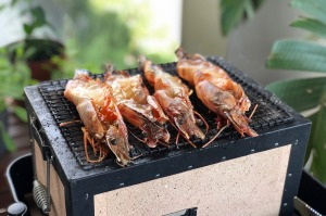 Throw another prawn on the Japanese barbie with this grill from My Cookware Australia.