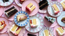 Cakes from Chic dePartie are perfect for friends who are celebrating their second consecutive locked-down birthday.