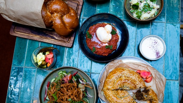 Shaffa's Shabbat boxes lift us out of lockdown's doldrums.
