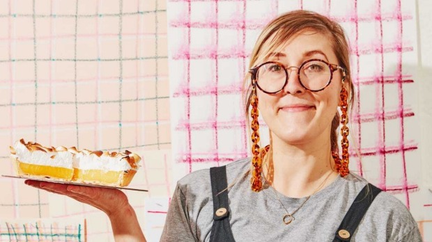 Cream pastry boxes, $45 per box, plus delivery FormerMomofukuSeiobohead pastry chef Samantha Alice Levett has set up her own dessert delivery service called Cream. PhotographerChris Chen Supplied
