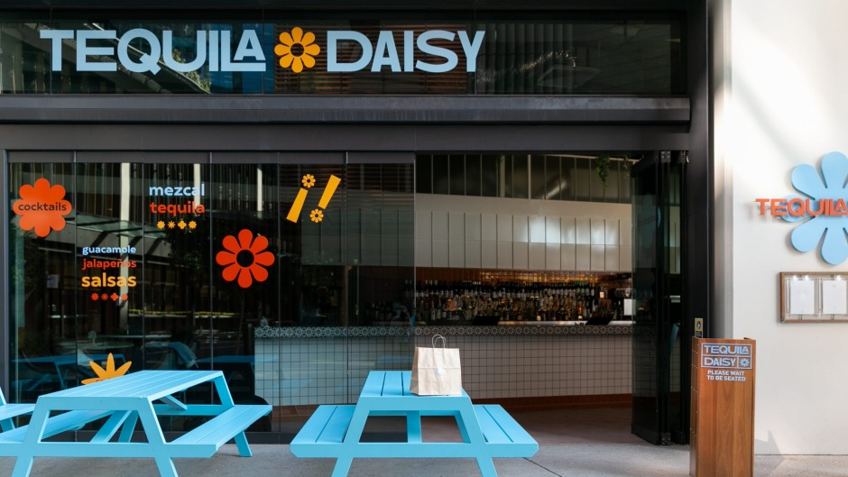 Mexican restaurant Tequila Daisy will open in the former Banksii site.