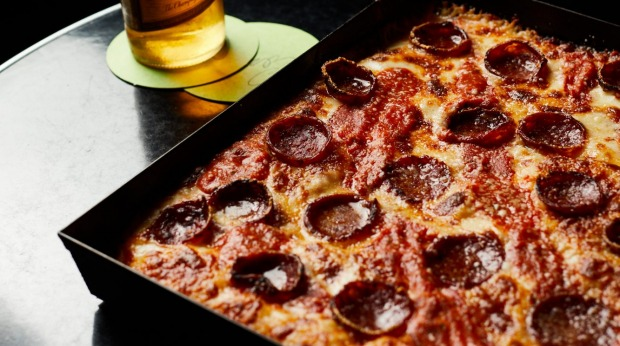 Connie's in the CBD and Capitano in Carlton North are among the Melbourne restaurants doing deep-dish square pizza.