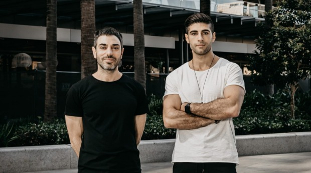Jorge Farah (left) and Ibby Moubadder would welcome public health orders that make it clear restaurants are following ...