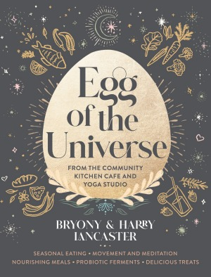 Bryony and Harry Lancaster's new book.