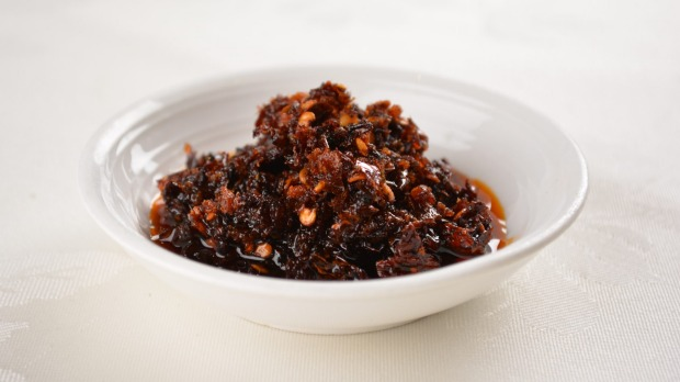 There is no one recipe for XO sauce.
