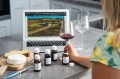 """Le Pont Wine Store tries to bring some """"razzle-dazzle"""" to its virtual wine tastings."""