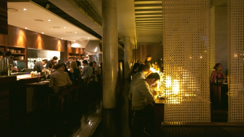 Owner Matt Yazbeck is renegotiating lease terms for Toko in Surry Hills.