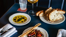 Hit the town: Don't miss Fratelli Paradiso alum Marco Ambrosino's new place Lola's this summer.