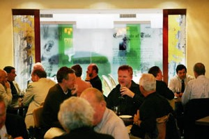 There are plenty of reasons why Lamaro's is heaving with customers.