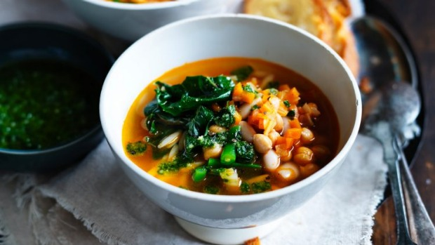Best warming soup recipes