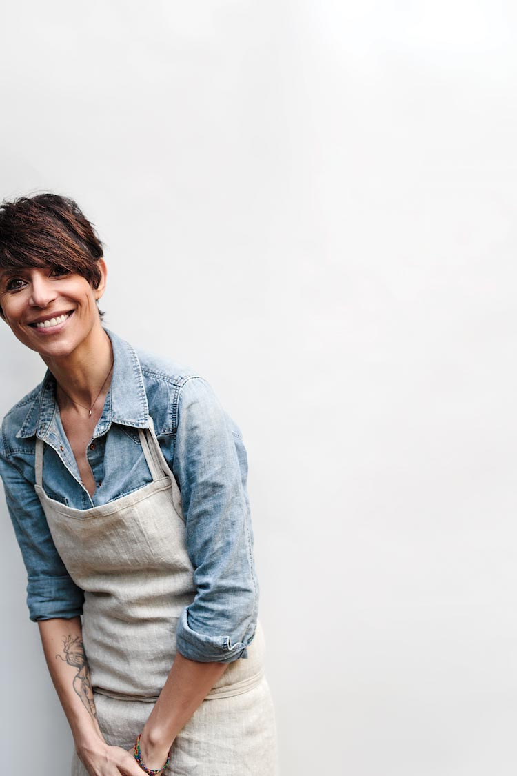 Dominique Crenn - Best Female Chef 2016