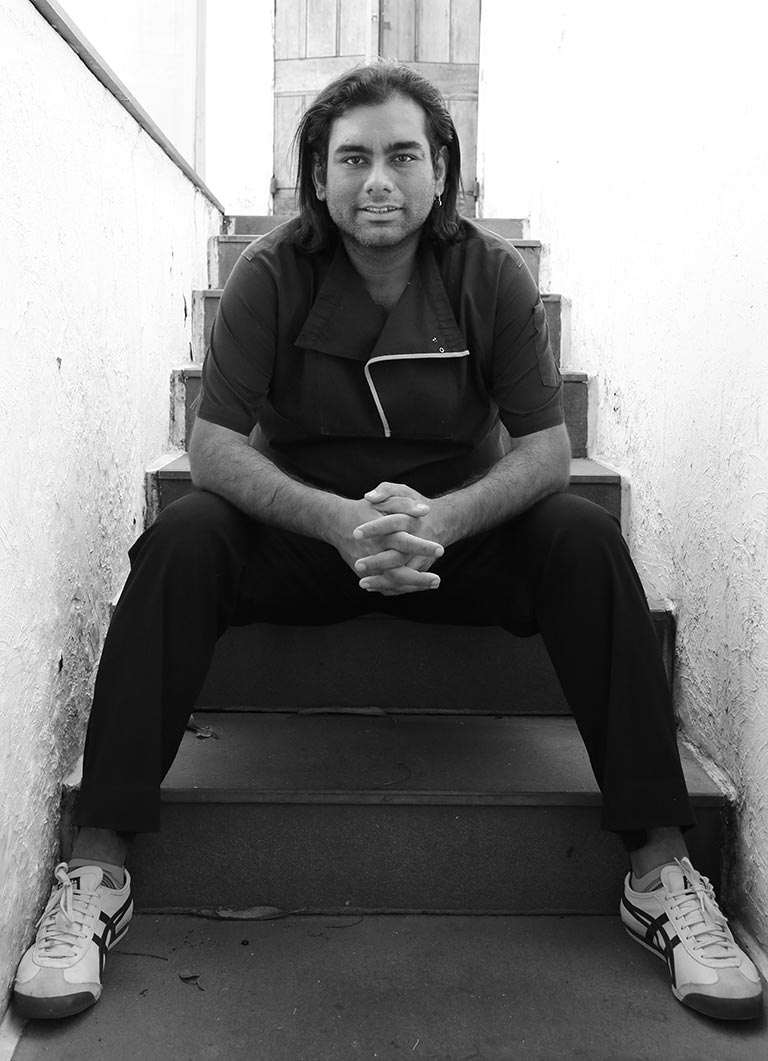 Gaggan Anand from Gaggan (World #23 Restaurant)