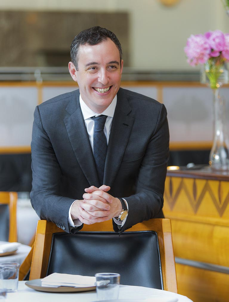 Will Guidara from Eleven Madison Park (World #3 Restaurant)