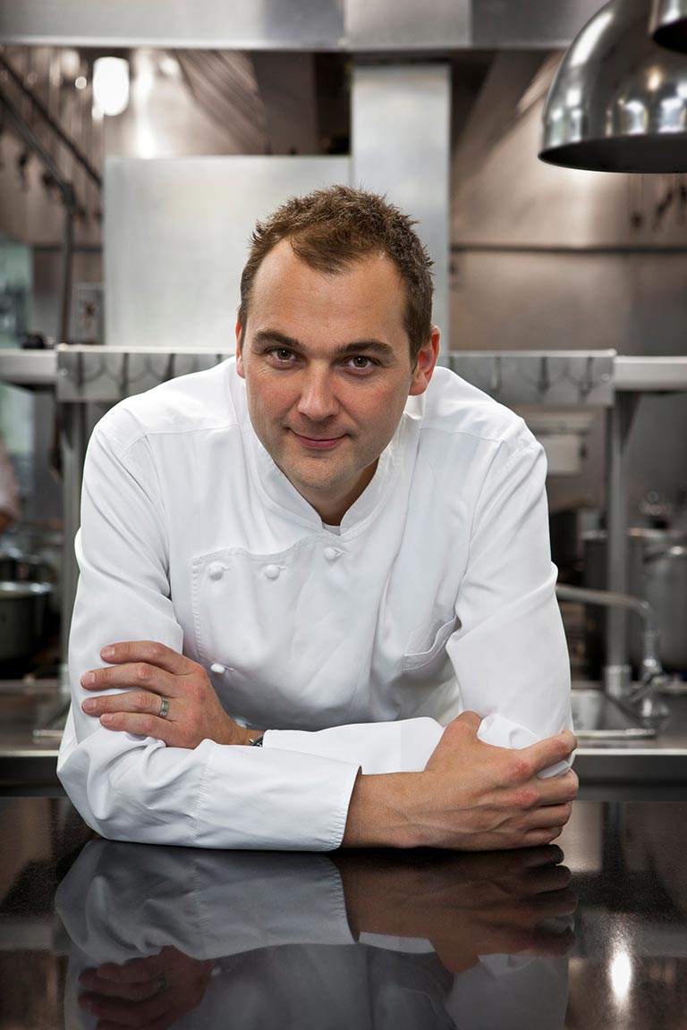 Daniel Humm from Eleven Madison Park (World's Best Chef 2015)