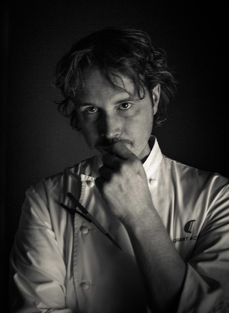 Grant Achatz (World's Best Chef 2013) from Alinea (World #15 Restaurant)