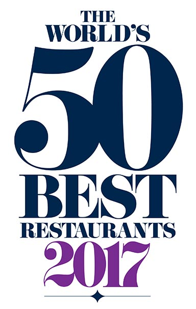 The World's 50 Best Restaurants logo